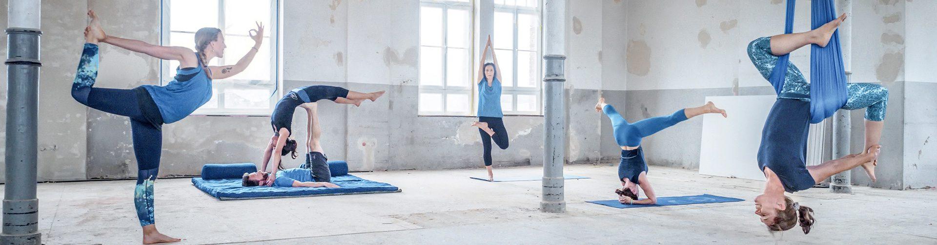 Yoga - Blaue Stunde Fulda